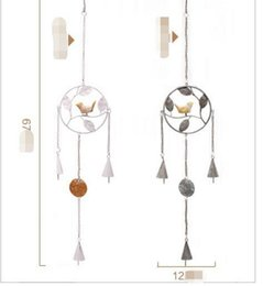 Wholesale Indoor Outdoor Design - metal Windchimes Deliver Rich, Full, Relaxing Tones - Best design Japanese Wind Chime For Outdoor Patio or indoor - Music To Your Ears bird