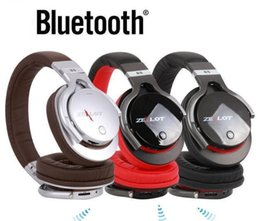 Beste telefonkarten online-ZEALOT B5 Wireless Bluetooth Kopfhörer Beste Qualität 4,0 Bluetooth MP3 Telefon Anruf Tf-karte Unterstützung Audio FM Drei Farben