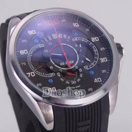 Wholesale Formula Black - Luxury Mens Sport Formula Quartz Chronograph Wristwatches Top Brands Swiss Stainless Hot Calibre 100 Stopwatch Faces Rubber Watches For Men