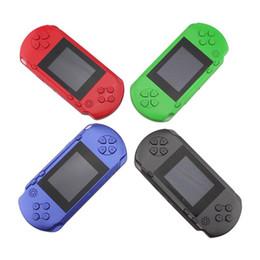 Canada PXP3 16 bits TV console de jeu vidéo peut stocker des consoles de jeu portables PXP Mini joueurs de jeux de poche pour GBA Games DHL Offre