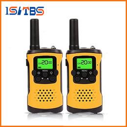 Kinder Walkie Talkies, 22-Kanal-FRS / GMRS-Radio, 4-Meile Reichweite Zwei-Wege-Radios mit Taschenlampe und LCD-Bildschirm. von Fabrikanten