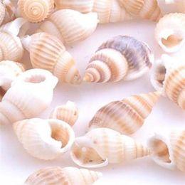 Las piezas hacen la joyería online-Nuevo Creativo DIY Regalo Natural Conch Shell Beads Striped Snails Piezas Hechas A Mano de la Joyería Pulsera de Las Mujeres Pendiente de La Venta Caliente 8dy aa