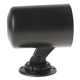 suporte de medidores de carro Desconto 52 milímetros 2 polegadas Auto Car Meter Calibre Holder Cup Pod Autometer Mount (Black)