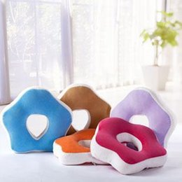 Wholesale Manufacturer Foam - Travel Neck Pillow Manufacturers Sell Directly To Sleep Protect The Cervical Spine Nap Office Pillows Almohada Travesseiro
