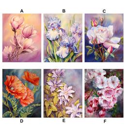 Erstaunlich Schönheit Mosaik Im Angebot Schönheit Lila Blume 5D DIY Mosaik Handarbeiten  Diamant Malerei Stickerei Kreuzstich