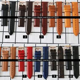 2019 силиконовые наручные браслеты оптом 20мм Натуральная Кожа Ремешок для Часов Замена Ремень Ремень Для 40мм Мужчины Мужской Часы Часы