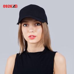 d7ecb345865 0926XB Nylon Fastener Tape berretti da baseball in bianco papà cappello  senza ricamo mens cappello berretto per uomo e donna 100% cotone morbido  XB-B671