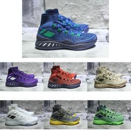 Wholesale Popular Culture - Crazy Explosive Boost Basketball Shoes 2018 New Men Sneaker Boost Beige Discount Sale Men Sneaker Sportwear Popular Sports Shoes