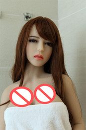 Wholesale doggie style sex love doll - 145cm Full Silicone Doggie-style sex doll best Realistic sex dolls adult love silicone solid sexy doll toys dating girl voice ctive Hot