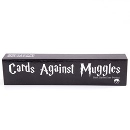 Wholesale trading cards wholesale - Cards Against Muggles The Harry Potter Version The game is strictly for adult player IMMEDIATELY DELIVERY