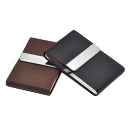 Wholesale Eco Leather - 7 Pack cigarette cigarette case thin cortex moisture pressure Yanju creative personality