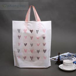 переносные полиэтиленовые пакеты Скидка Прекрасный подарок мешок сгущает пластиковый мешок партии пользу