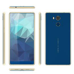 Wholesale Ids Digital - New Bluboo D5 Pro Smartphone 5.5inch Android 7.0 8MP Camera 3GB RAM 32 ROM MTK6737 2700mAh Battery fingerprint ID Mobile phone
