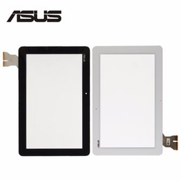 Wholesale Touch Screen Digitizer For Asus - Wholesale- Original For ASUS Transformer Pad TF103 TF103CG New Touch Screen Panel Digitizer Glass Lens Sensor Repair Parts Replacement Part