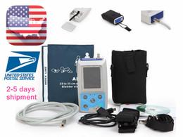 Wholesale Pressure Arm - 24h NIBP Holter Ambulatory Blood Pressure Monitor ABPM50,Software,CE FDA,USA