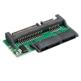 SATA Adaptador Convertidor 1.8 '' Mikro SATA 16Pin Için (7 + 15) 22 Pin 2.5 '' SATA Adaptörü Dönüştürücü Kart Kurulu nereden