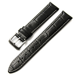 Wholesale Quick Release Head - China hot sale quick release italian calf head skin genuine leather watch strap calf skin watches band straps