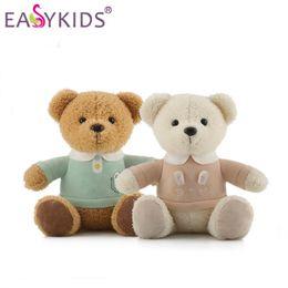 47b4c50b5ef Cute Kids Teddy Bear Plush Doll Toy Stuffed Animals Baby Sleeping Bear Doll  Soft Toy Sit Hight 25CM For Girls Birthday Xmas Gift