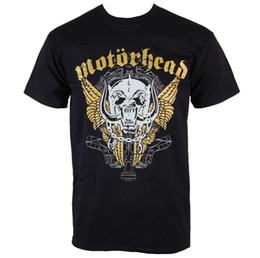 Крыло онлайн-Херрена футболка с Motörhead - Крылья - рок - Größe ХL