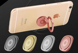 Anel de telefone móvel suporte de anel de telefone móvel de metal stent preguiçoso anel fivela suporte do telefone móvel quatro cores de Fornecedores de anel de telefone celular stent