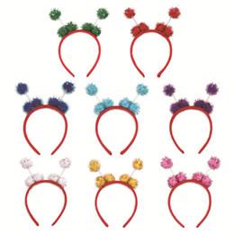 Monster University New Girls Headpieces De Noël Coiffe Halloween Créative Boule De Cheveux Headpiece Bébé Accessoires De Cheveux En Gros ? partir de fabricateur