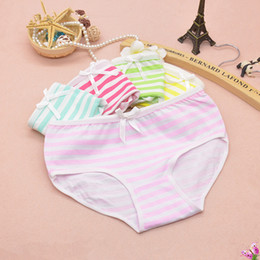 5ee19ef7e Free shipping 12pcs lot New Women s cotton panties Girl Briefs Ms. cotton  underwear bikini underwear sexy Ladies Briefs