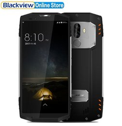 "Wholesale Dual Sim Android Ip68 - Original Blackview BV9000 Pro 4G IP68 Waterproof Smartphone 5.7"" HD+ 18:9 Octa Core Android 7.1 6GB+128GB 13MP+5MP Cam 4180mAh Cellphone"