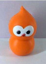 brinquedos de água de espuma Desconto PU lento rebote de espuma de descompressão brinquedo animal água gota boneca boneca de cabaça