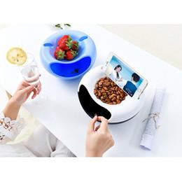 ciotola di noci Sconti Scatola di alimentazione per neonati 2018 Nuova ciotola di forma creativa perfetta per la scatola di conservazione di frutta secca e frutta 522
