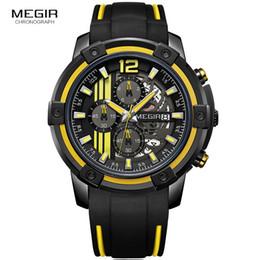 Shop Black Megir Watch UK | Black Megir Watch free delivery