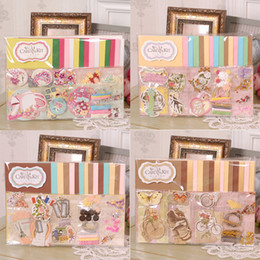 Wholesale Craft Ideas - Wholesale-handmade paper card craft making supplies,idea for birthday gift card,making greeting card kit