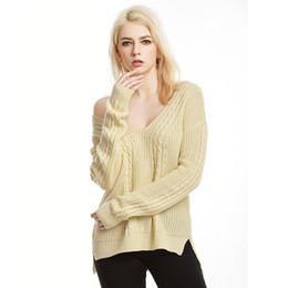 0d72ed9701cf0 cute plus size sweaters Coupons - Autumn Winter Plus Size Women Fashion  Sexy V-neck