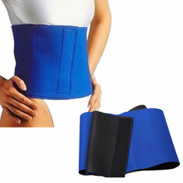Wholesale Weight Loss Body Wraps Wholesale - Waist Cincher Trimmer Burn Fat Wrap Weight Corsets Loss Slim Belt Body Shaper Girdle High Quality New