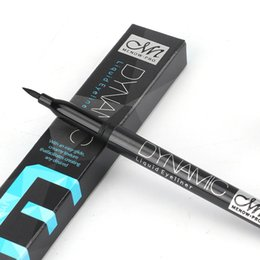 Wholesale Two Color Pens - Menow NLF1 Two Eyliner Black Color With Box Pen