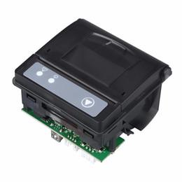 2019 kommerzielle etikettendrucker Thermisches Modul 58mm eingebetteter printerL oder RS232-Anschluss stützen mehrfache Selbstmaschine, die HS-QR23 druckt