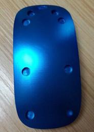 2019 capas resistentes à gota do ipad Molde de molde do metal para o rato sem fio da imprensa do calor da sublimação 3d 1 partes
