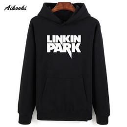 standard park Australia - 2018 Hot Linkin Park Hoodies men women Fashion Coon Black Spring Warm Men's Hoodies and Sweatshirt Linkin Park Clothes
