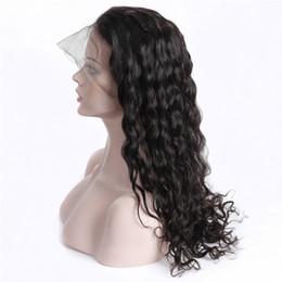 Парик фронта шнурка 130% фронта шнурка человеческих волос горячего цвета волос девственницы сбывания монгольский людской естественный свободный от