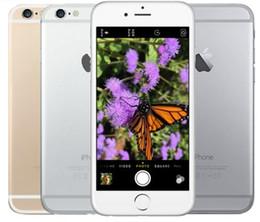 Argentina Desbloqueado original restaurado iPhone 6 Plus con Touch ID 16GB 64GB 128GB 5.5 Pantalla IOS 3G WCDMA 4G LTE 8MP Cámara Teléfono móvil cheap iphone 3g touch screen Suministro