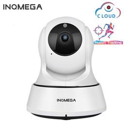 2019 camara medica Cámara INQMEGA 1080P nube IP inteligente leva de seguimiento automático de Humana WiFi Inicio de vigilancia de seguridad CCTV Monitor de red de bebé
