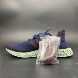 Futurecraft Alphaedge 4D LTD Aero Ash Print Blue B96533 Kicks Men Running  Sports Shoes Sneakers Trainers With Original Box US6.5-11.5 genuine leather  ... 6c7a6ab6d