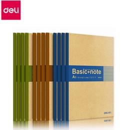 ноутбук a5 hardcover Скидка Kraft Paper Notebook A5 состав 30 страниц книга в твердом переплете для студентов Bussiness ежедневные заметки копировать мягкий