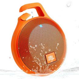 Mode bluetooth haut-parleurs en Ligne-J-BL Marque Clip + Et Charge 2+ Vente Mini Portable Bluetooth Haut-Parleur Sans Fil Mains Libres Mode Conçu Enceinte Extérieure Imperméable À L'eau
