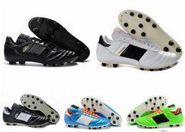 separation shoes 972f1 ff2eb 2019 tamaño de los zapatos del fútbol Zapatillas de fútbol Copa Mundial FG  Zapatos de fútbol