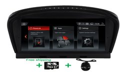 Wholesale Bmw Touch Screen Car Radio - 8.8inch Android 4.44 Car Dvd Gps for BMW E60 E61 E63 E64 M5 HD1028*480 , iDrive Steering wheel support all original function