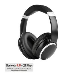 Wholesale Metal Headband Silver - New Wireless Headphones Bluetooth Headset Gaming Headset V8 Metal Wearing Foldable Handfree Headphone Adjustable Headband Rotatable Bracket