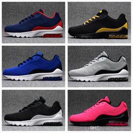 Wholesale Womens Discount Running Shoes - 2018 New Mens Womens Air cushion 95 OG men Hot Sale Sport Shoes,discount Cheap Retro 95 Running Shoes