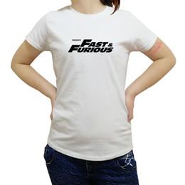 Fast Furious mujeres camiseta de algodón verano estilo más barato top tees  nueva marca de moda camiseta para girlie t nuevas camisetas rápidas de la  manera ... 28c4635cf4a8c