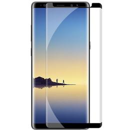 Wholesale Para Samsung Galaxy S9 Note Note8 S8 Plus S7 Edge Caso amigable d Curvado caja de cristal templado Versión Teléfono Protector
