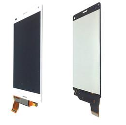 Argentina 4.6 pulgadas para Sony Xperia Z3 Pantalla LCD compacta Z3 mini D5803 D5833 z3mini lcd Asamblea de pantalla táctil digitalizador Suministro